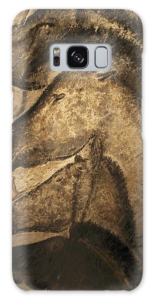 Stone-age Cave Paintings, Chauvet, France Galaxy Case