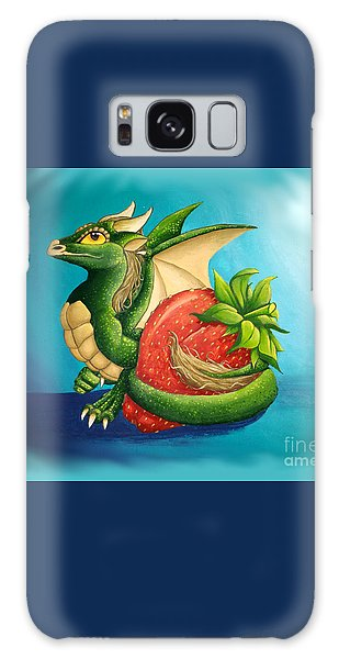 Strawberry Dragon Galaxy Case