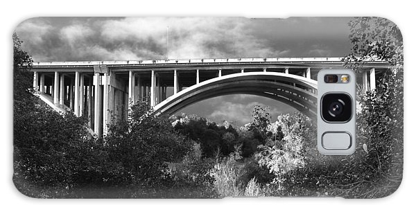 Suicide Bridge Bw Galaxy Case
