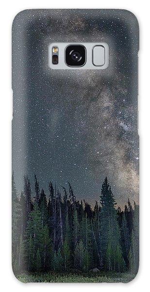 Summer Splendor Galaxy Case