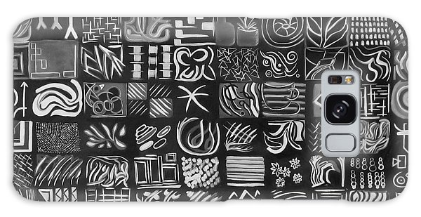 Sunday Paper Galaxy Case by Patricia Cleasby