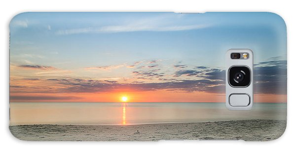 Sundown Galaxy Case by Christopher L Thomley