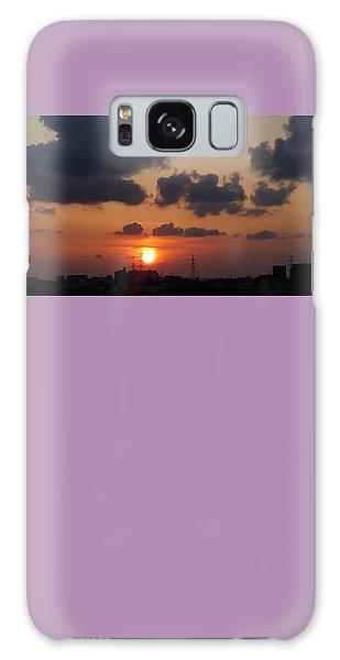 Galaxy Case - Sundown by Kumiko Izumi