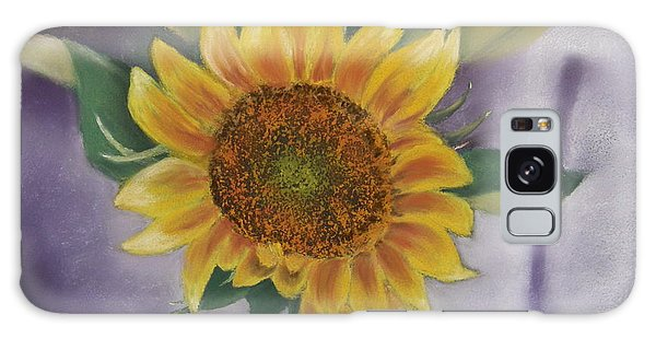 Sunflowers For Nancy Galaxy Case