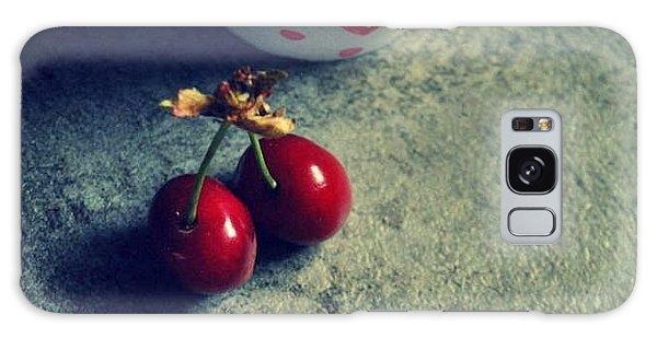 Sweet Couple Galaxy Case by Marija Djedovic