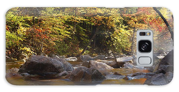 Swift River - White Mountains New Hampshire Usa Galaxy Case