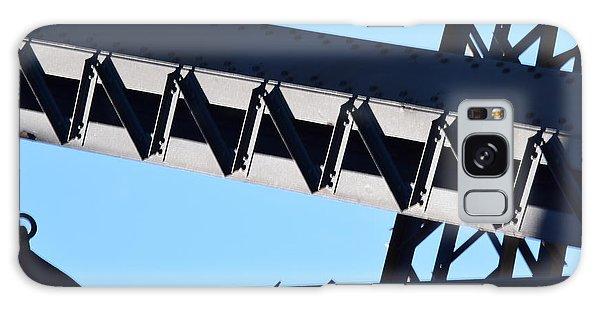 Sydney Harbour Bridge Detail No. 2 Galaxy Case