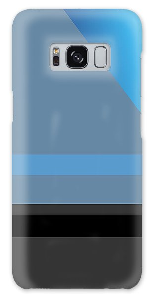 Symphony In Blue - Movement 1 - 2 Galaxy Case