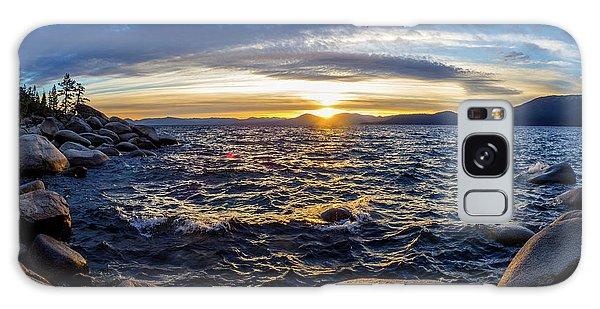 Tahoe Sunset Galaxy Case