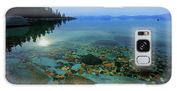 Tahoe Twilight Galaxy Case
