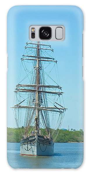 Tall Ship Elissa Galaxy Case