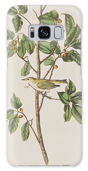 Tennessee Warbler Galaxy Case by John James Audubon