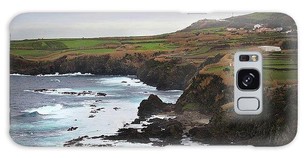 Terceira Coastline Galaxy Case