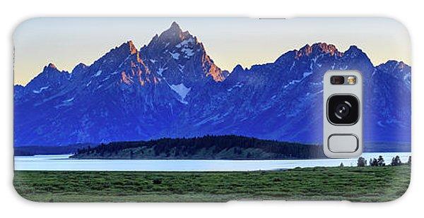 Teton Sunset Galaxy Case