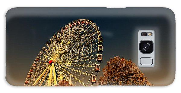 Texas Star Ferris Wheel Galaxy Case