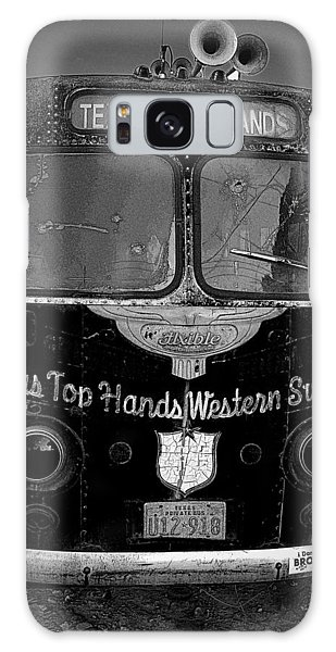 Texas Top  Hands Galaxy Case by Jim Mathis