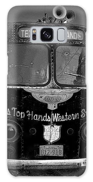 Texas Top  Hands Galaxy Case