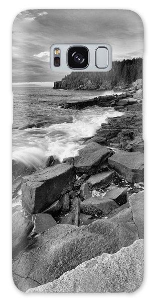 The Acadia Coastline Galaxy Case
