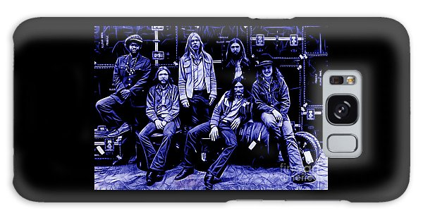 The Allman Brothers Collection Galaxy Case