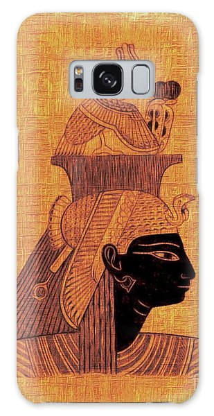 Anubis Galaxy Case - The Art Of Ancient Egypt by Pierre Blanchard
