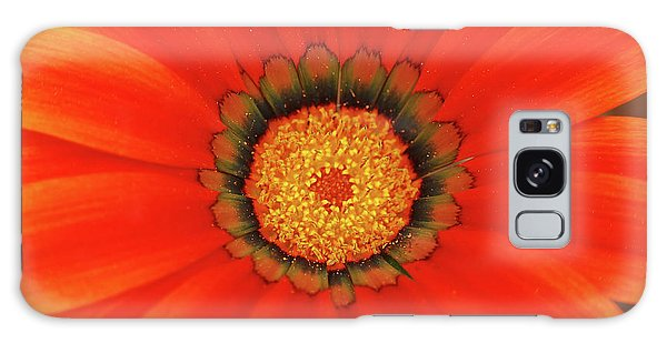 The Beauty Of Orange Galaxy Case by Lori Tambakis