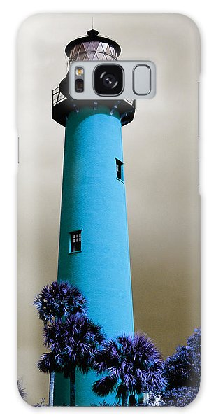 The Blue Lighthouse Galaxy Case