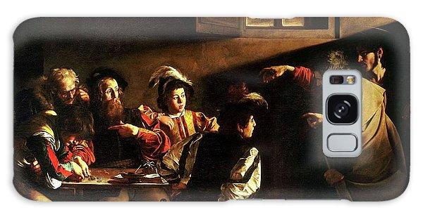 The Calling Of St. Matthew Galaxy Case