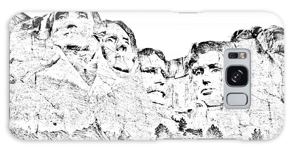 The Four Presidents Galaxy Case