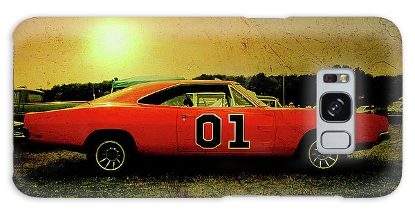 Galaxy Case featuring the photograph The General Lee by Joel Witmeyer