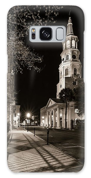 St. Michael's Episcopal Church Galaxy Case by Carl Amoth