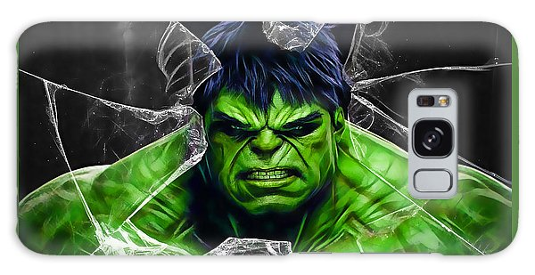The Incredible Hulk Collection Galaxy Case
