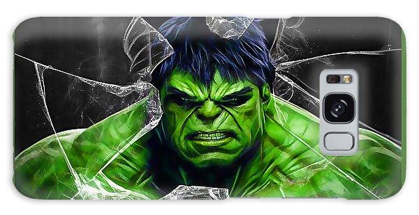 The Incredible Hulk Collection Galaxy Case