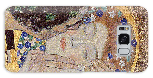 Gold Galaxy Case - The Kiss by Gustav Klimt