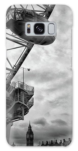 London Eye Galaxy Case - The London Eye by Martin Newman