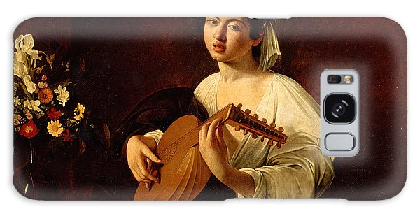 Music Galaxy Case - The Lute-player by Caravaggio