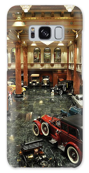 Galaxy Case featuring the photograph Grand Salon At The Nethercutt by Kyle Hanson
