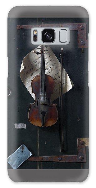The Old Violin Galaxy Case