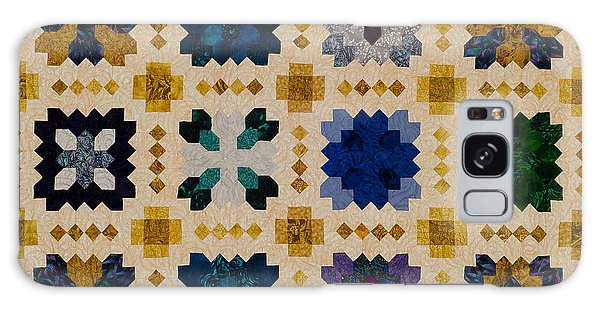 The Patchwork Of The Crosses Galaxy Case