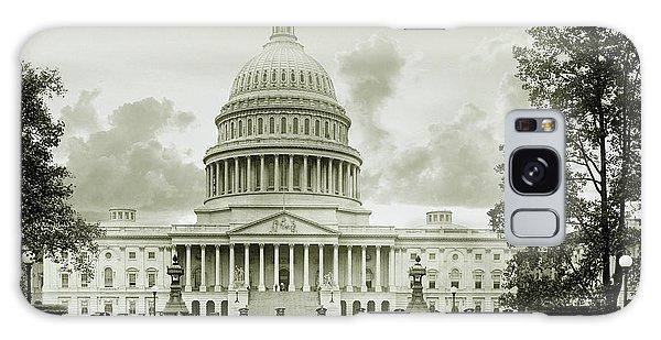 Whitehouse Galaxy S8 Case - The Presidents Club by Jon Neidert