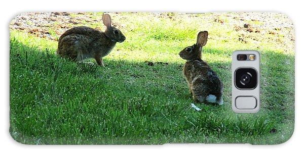 The Rabbit Dance Galaxy Case