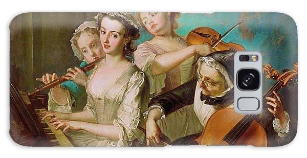 Violin Galaxy Case - The Sense Of Hearing by Mountain Dreams