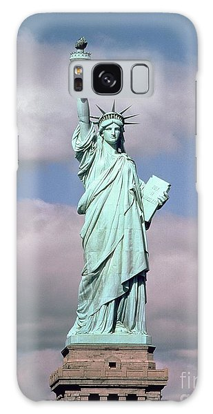 The Statue Of Liberty Galaxy Case