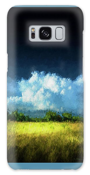 Ominous Galaxy Case - The Storm by Marvin Spates