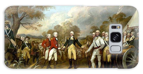 Hero Galaxy Case - The Surrender Of General Burgoyne by War Is Hell Store