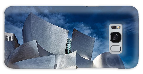 Walt Disney Concert Hall Galaxy Case - The Walt Disney Concert Hall by Mountain Dreams