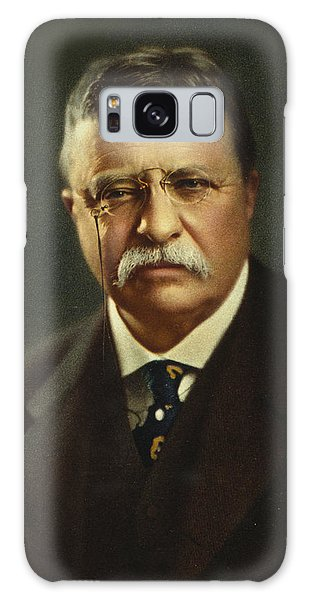 Theodore Roosevelt - President Of The United States Galaxy Case