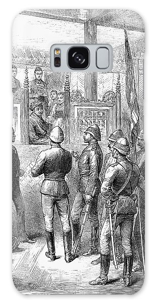 Royal Colony Galaxy Case - Third Burmese War, 1885 by Granger