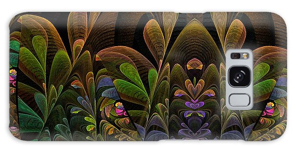 This Peculiar Life - Fractal Art Galaxy Case by NirvanaBlues