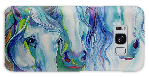 Three Spirits Equine Galaxy Case