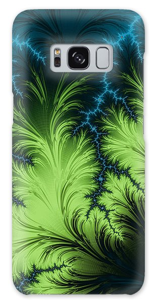 Thunder Storm Galaxy Case